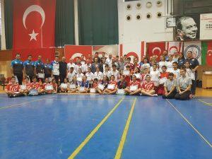 16. Uluslararası Dr. Küçük Spor Oyunları Badminton Şampiyonası Sona Erdi.